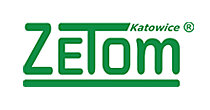 """Zakłady Badań iAtestacji """"ZETOM"""" im.Prof.F. Stauba wKatowicach Sp. zo.o. - logo"""