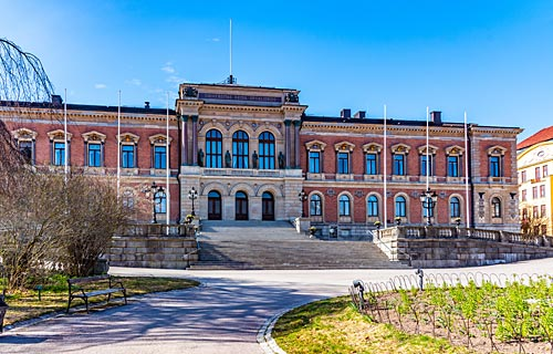 Zdjęcie Uppsala University