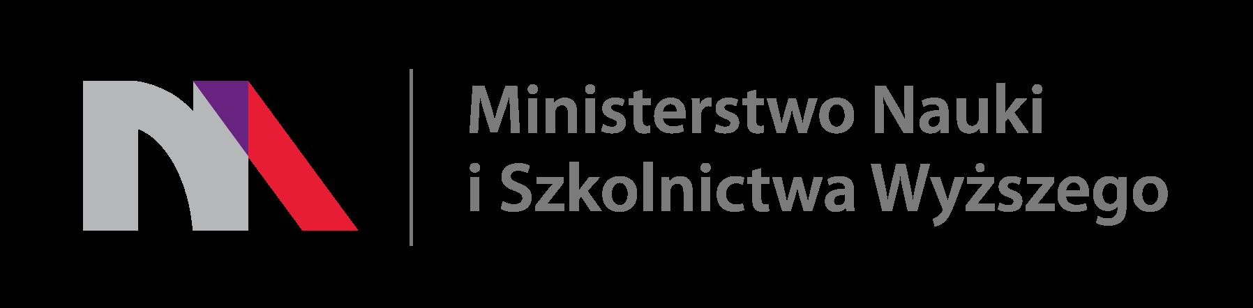 Logo Ministerstwa Nauki