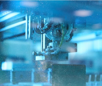 Procesy automatyzacji irobotyzacji przemysłowej
