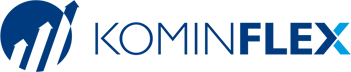KOMIN-FLEX Sp. zo.o. - logo