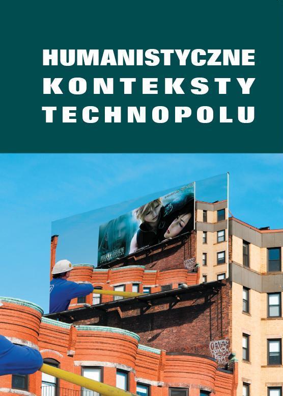Okładka Humanistyczne konteksty technopolu