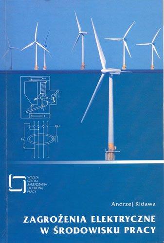 Okładka Zagrożenia elektryczne wśrodowisku pracy