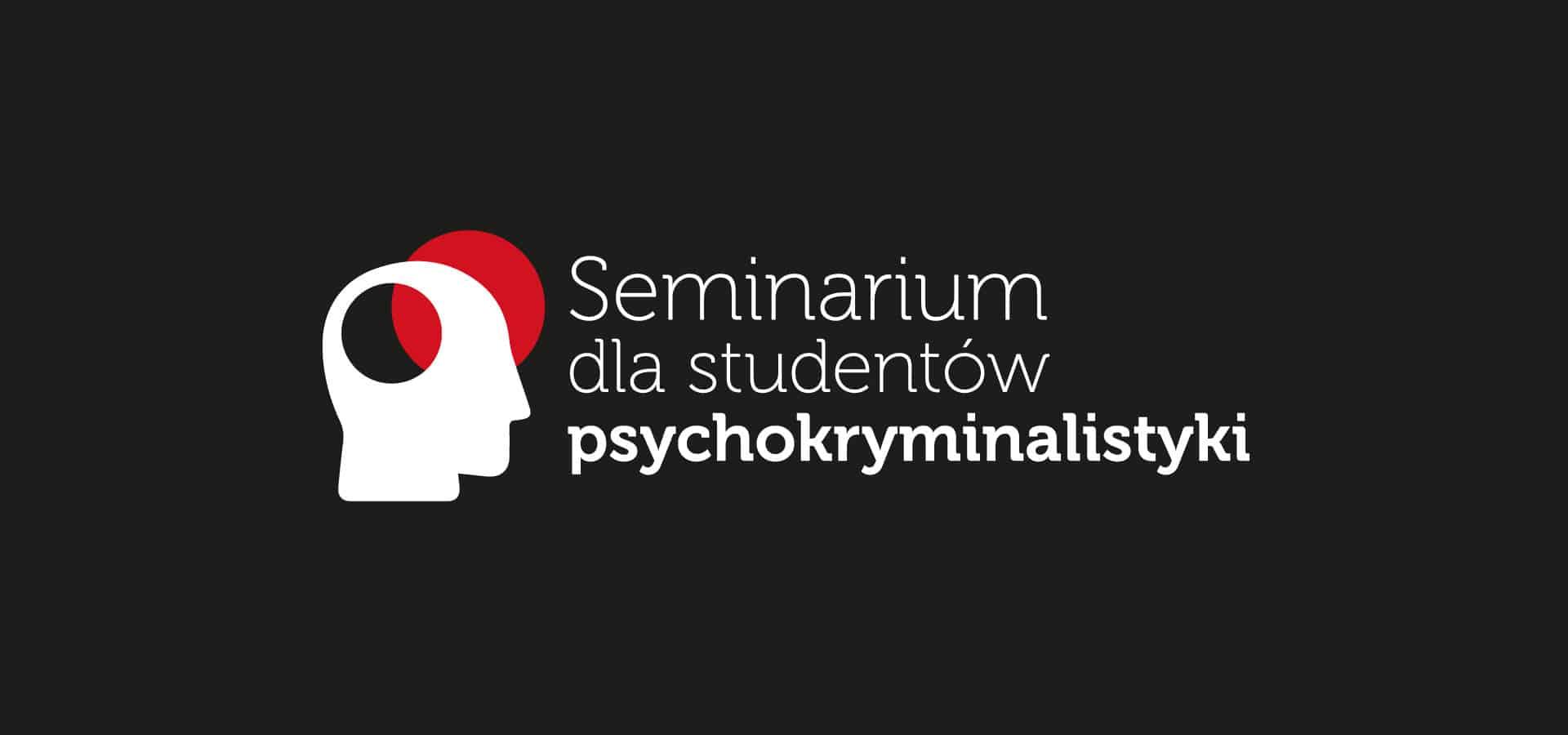 Grafika przedstawiająca seminarium dla studentów psychokryminalistyki
